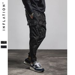 Newin - Camouflage Cargo Pants