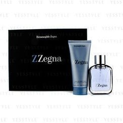 Ermenegildo Zegna - Z Zegna Coffret: Eau De Toilette Spray 50ml/1.7oz + Hair and Body Wash 100ml/3.4oz
