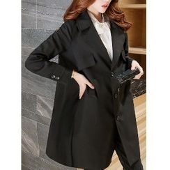 Romantica - Loose-Fit Trench Coat