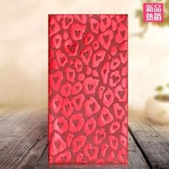 JOYOUS - Leopard Patterned Red Packet