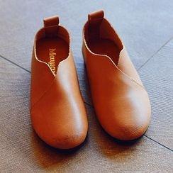 BOOM Kids - 小童仿皮輕便鞋