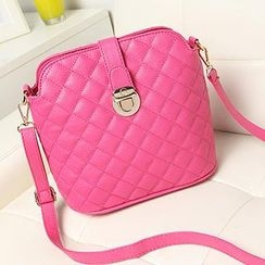 Ballerina Bags - Quilted Crossbody