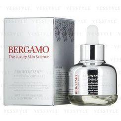 Bergamo - Brightening EX Whitening Ampoule