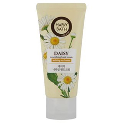 HAPPY BATH - Daisy Nourishing Hand Cream 60ml