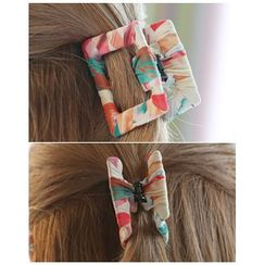Miss21 Korea - Rectangle Hair Clamp