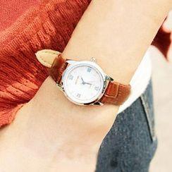HM - Couple Matching Strap Watch