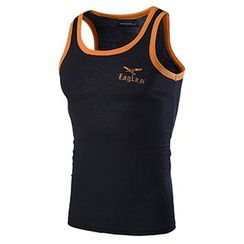 Fireon - Embroidered Tank Top