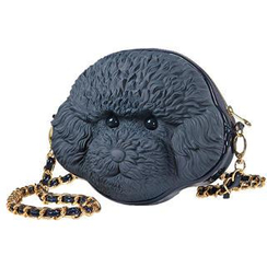 Adamo 3D Bag Original - Poodle 3D Crossbody Bag