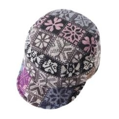 TOKIO - Patterned Knit Cap