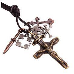KINNO - Cross Necklace