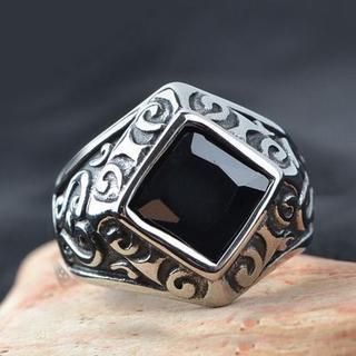 Trend Cool - Titanium Steel Couple Ring