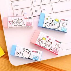 Color Station - Pack of 36 : Cartoon Eraser