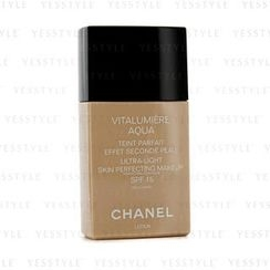 Chanel - Vitalumiere Aqua Ultra Light Skin Perfecting Make Up SPF 15 (#10 Beige)