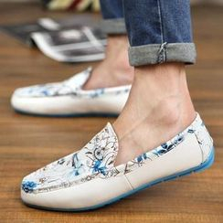 Hipsteria - Pattern Loafers