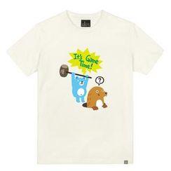 the shirts - Game Time Print T-Shirt
