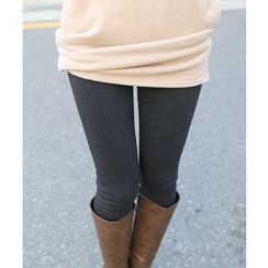 DANI LOVE - Brushed Fleece Lined Leggings