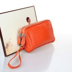 Janice - Genuine Leather Clutch