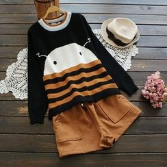 YOYO - Patterned Sweater