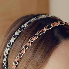 REDOPIN - Metal Chain Hair Band
