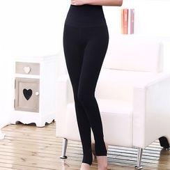 Dansel - Fleece-lined Leggings