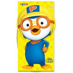 BABOSARANG - 'PORORO' Origami Paper Collection (400 Sheets)
