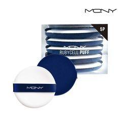 MACQUEEN - MacQueen Rubicelle Puff 5pcs