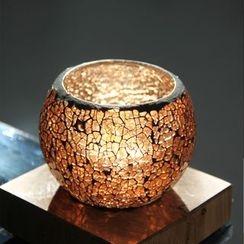 Thula Design - 馬賽克玻璃燭台