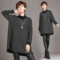 Shawale - 条纹裙衣