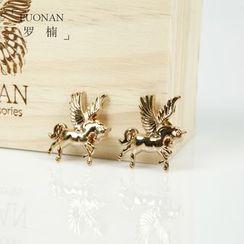 Luonan - Unicorn Collar Pin