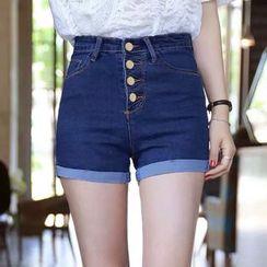 Jeans Kingdom - Denim Shorts