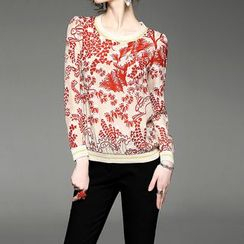 Alaroo - Print Long Sleeve Top