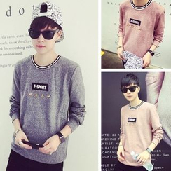 JUN.LEE - Cartoon Pullover