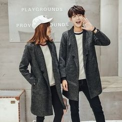 We Belong - Couple Matching Wool Coat