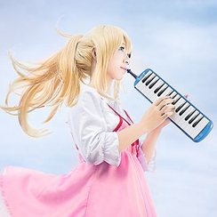 Ghost Cos Wigs - Cosplay Wig - Your Lie in April Miyazono Kaori