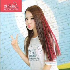 My Style Wigs - Clip-In Hair Extension - Straight