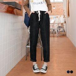 OrangeBear - Drawstring Pants