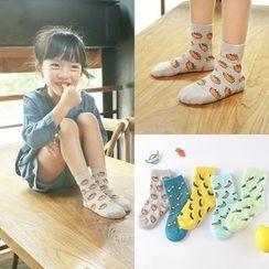 Azalea - Print Socks