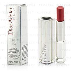 Christian Dior 迪奧 - Dior Addict Hydra Gel Core Mirror Shine Lipstick - #655 Mutine