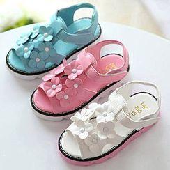 Luco - Kids Flower Sandals