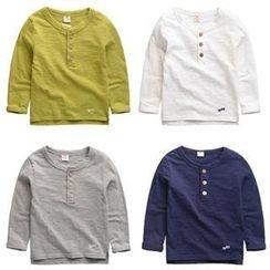 Kido - 小童長袖 T 恤