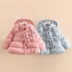 貝殼童裝 - 小童夾棉大衣