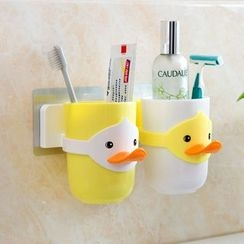 Home Simply - Cartoon Toothbrush Cup