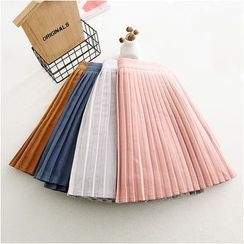 Storyland - Pleated Skirt
