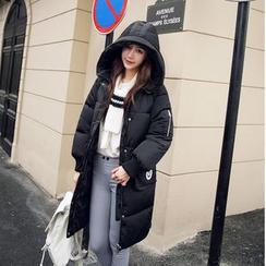 Cobogarden - 连帽夹棉大衣