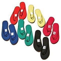 Shibu - 編織夾趾拖鞋