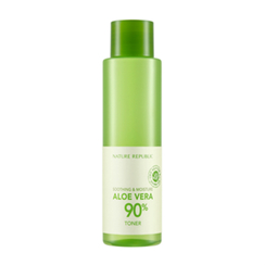 Nature Republic - Soothing & Moisture Aloe Vera 90% Toner 160ml