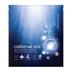 Nature Republic - Coenzyme Q10 Hydrogel Mask (1pc)