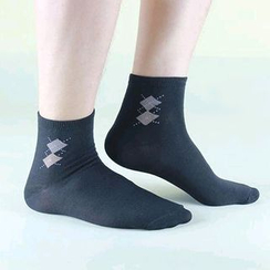 MUMBLE - Argyle Socks