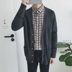 49th Day - V-Neck Cardigan