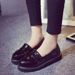 Sunsteps - 厚底乐福鞋